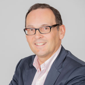 Portraitfoto des Gesellschafters Markus Petz