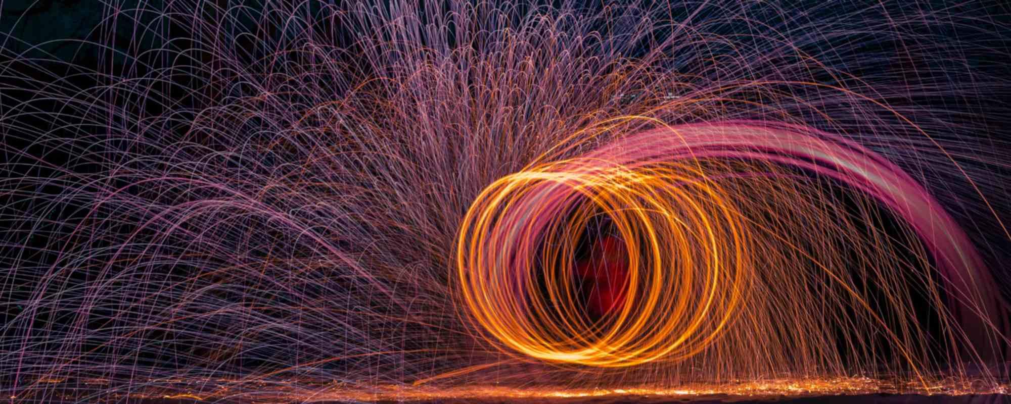 MetaShift Hero Image of fireworks